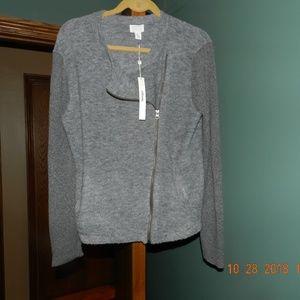 NWT Caslon Grey Sweater
